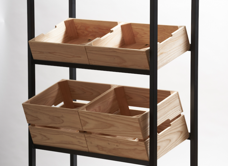 sugi-shelf